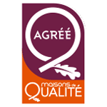 Logo Maison de qualité